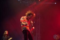 Cage The Elephant performing at Leeds Festival on August 26, 2016. (Photo: Priti Shikotra/Aesthetic Magazine)