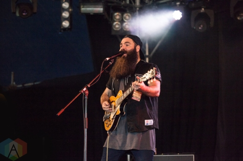 Clean Cut Kid performing at Leeds Festival on August 26, 2016. (Photo: Priti Shikotra/Aesthetic Magazine)
