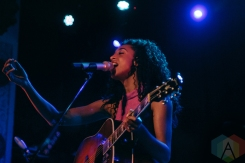Corinne Bailey Rae performing at Metro Chicago in Chicago on August 4, 2016. (Photo: Kate Scott/Aesthetic Magazine)