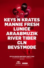 Contest: (19+) Win 2 tickets to Keys N Krates inToronto!