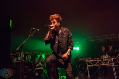 Crossfaith performing at Leeds Festival on August 28, 2016. (Photo: Priti Shikotra/Aesthetic Magazine)