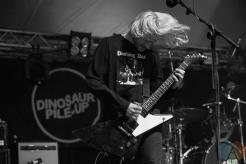 Dinosaur Pile-Up performing at Leeds Festival on August 27, 2016. (Photo: Priti Shikotra/Aesthetic Magazine)