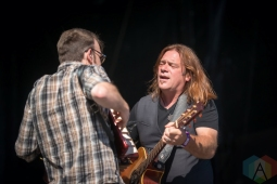 Alan Doyle performing at the Boots And Hearts Music Festival on August 6, 2016. (Photo: Jeremy Mac Knott/Aesthetic Magazine)