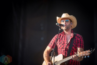 Dean Brody performing at the Boots And Hearts Music Festival on August 6, 2016. (Photo: Jeremy Mac Knott/Aesthetic Magazine)
