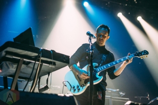Spotlights performing at the International Centre in Toronto on August 13, 2016. (Photo: Anthony D'Elia/Aesthetic Magazine)