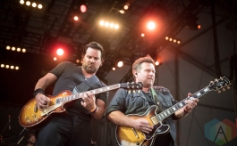 Emerson Drive performing at the Boots And Hearts Music Festival on August 4, 2016. (Photo: Jeremy Mac Knott/Aesthetic Magazine)