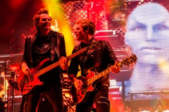 Duran Duran performing at Project Pabst Portland on August 27, 2016. (Photo: Kevin Tosh/Aesthetic Magazine)