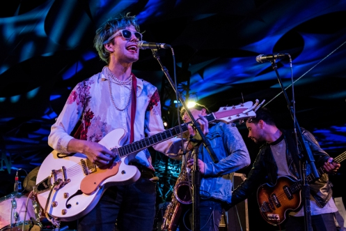Ezra Furman performing at Pickathon 2016 in Happy Valley, Oregon on August 6, 2016. (Photo: Kevin Tosh/Aesthetic Magazine)