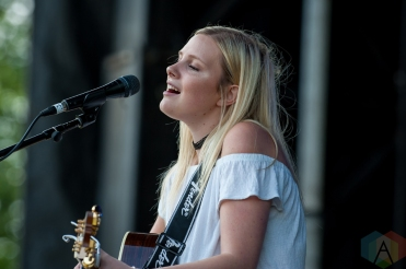 Jessie Bower performing at Harvest Picnic 2016 at the Christie Lake Conservation Area in Dundas, Ontario on August 28, 2016. (Photo: Orest Dorosh/Aesthetic Magazine)