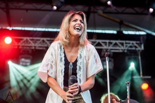 Dear Rouge performing at Riverfest Elora on August 19, 2016. (Photo: Orest Dorosh/Aesthetic Magazine)