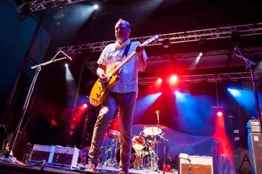 Matthew Good performing at Riverfest Elora on August 20, 2016. (Photo: Orest Dorosh/Aesthetic Magazine)