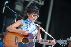 Whitney Rose performing at Riverfest Elora on August 20, 2016. (Photo: Orest Dorosh/Aesthetic Magazine)