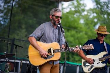 Lee Watson performing at Riverfest Elora on August 20, 2016. (Photo: Orest Dorosh/Aesthetic Magazine)