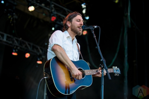 Great Lake Swimmers performing at Harvest Picnic 2016 at the Christie Lake Conservation Area in Dundas, Ontario on August 27, 2016. (Photo: Orest Dorosh/Aesthetic Magazine)