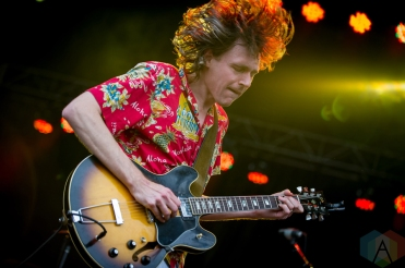 Joel Plaskett performing at Harvest Picnic 2016 at the Christie Lake Conservation Area in Dundas, Ontario on August 27, 2016. (Photo: Orest Dorosh/Aesthetic Magazine)