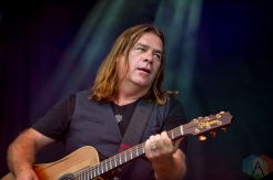 Alan Doyle performing at Harvest Picnic 2016 at the Christie Lake Conservation Area in Dundas, Ontario on August 27, 2016. (Photo: Orest Dorosh/Aesthetic Magazine)