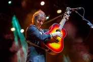 Jim Cuddy performing at Harvest Picnic 2016 at the Christie Lake Conservation Area in Dundas, Ontario on August 27, 2016. (Photo: Orest Dorosh/Aesthetic Magazine)