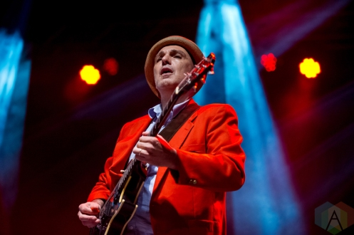 Rheostatics performing at Harvest Picnic 2016 at the Christie Lake Conservation Area in Dundas, Ontario on August 27, 2016. (Photo: Orest Dorosh/Aesthetic Magazine)