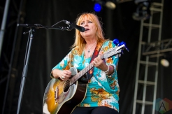 Lori Yates performing at Harvest Picnic 2016 at the Christie Lake Conservation Area in Dundas, Ontario on August 28, 2016. (Photo: Orest Dorosh/Aesthetic Magazine)