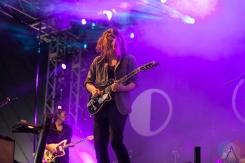 Half Moon Run performing at Leeds Festival on August 26, 2016. (Photo: Priti Shikotra/Aesthetic Magazine)