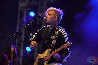Highly Suspect performing at Leeds Festival on August 28, 2016. (Photo: Priti Shikotra/Aesthetic Magazine)