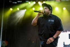 Ice Cube performing at Project Pabst Portland on August 27, 2016. (Photo: Kevin Tosh/Aesthetic Magazine)