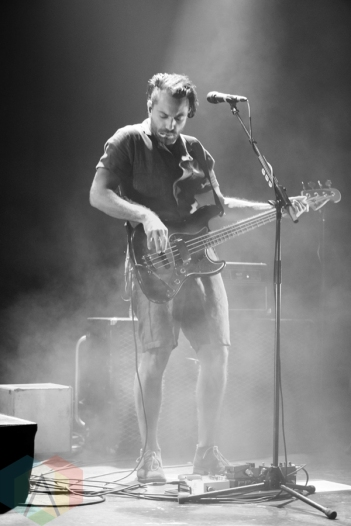 Awolnation performing at the Commodore Ballroom in Vancouver on August 11, 2016. (Photo: Isaac Wray/Aesthetic Magazine)