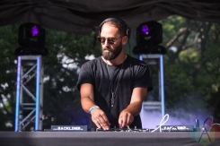Jonas Rathsman performing at Time Festival in Toronto on August 6, 2016. (Photo: Brandon Newfield/Aesthetic Magazine)