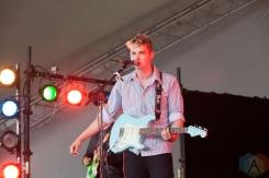 Jordan Allen performing at Leeds Festival on August 27, 2016. (Photo: Priti Shikotra/Aesthetic Magazine)