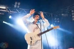 Lany performing at Leeds Festival on August 28, 2016. (Photo: Priti Shikotra/Aesthetic Magazine)