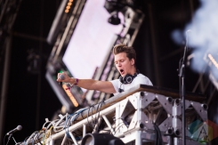 Matoma performing at the VELD Music Festival in Toronto on July 30, 2016 (Photo: Brandon Newfield/Aesthetic Magazine)