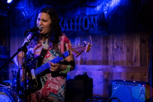 Palehound performing at Pickathon 2016 in Happy Valley, Oregon on August 6, 2016. (Photo: Kevin Tosh/Aesthetic Magazine)
