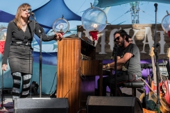 Patrick Watson performing at Pickathon 2016 in Happy Valley, Oregon on August 6, 2016. (Photo: Kevin Tosh/Aesthetic Magazine)