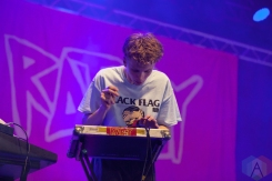Rat Boy performing at Leeds Festival on August 26, 2016. (Photo: Priti Shikotra/Aesthetic Magazine)