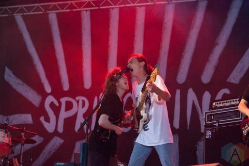 Spring King performing at Leeds Festival on August 26, 2016. (Photo: Priti Shikotra/Aesthetic Magazine)