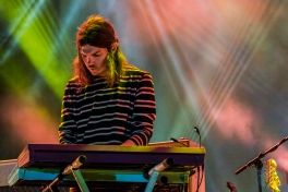 Tame Impala performing at Project Pabst Portland on August 28, 2016. (Photo: Kevin Tosh/Aesthetic Magazine)