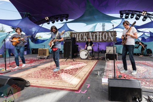 Ultimate Painting performing at Pickathon 2016 in Happy Valley, Oregon on August 6, 2016. (Photo: Kevin Tosh/Aesthetic Magazine)