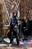 Vhol performing at Pickathon 2016 in Happy Valley, Oregon on August 6, 2016. (Photo: Kevin Tosh/Aesthetic Magazine)