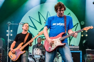 Ween performing at Project Pabst Portland on August 28, 2016. (Photo: Kevin Tosh/Aesthetic Magazine)