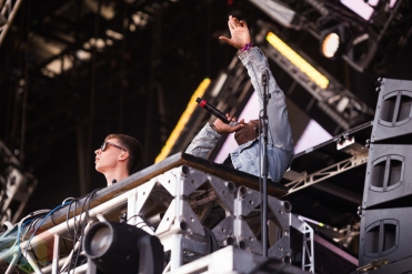 Yellow Claw performing at the VELD Music Festival in Toronto on July 30, 2016 (Photo: Brandon Newfield/Aesthetic Magazine)