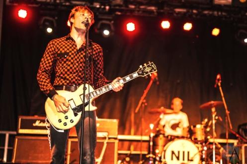 The Dirty Nil performing at Supercrawl in Hamilton on September 9, 2016. (Photo: Philip C. Perron/Aesthetic Magazine)