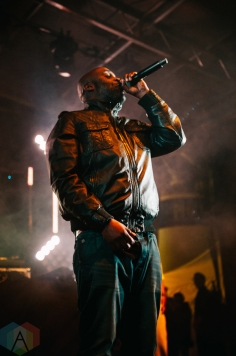 De La Soul performing at the Rifflandia Music Festival in Victoria, British Columbia on September 15, 2016. (Photo: Timothy Nguyen/Aesthetic Magazine)
