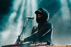 Keys N Krates performing at the Rifflandia Music Festival in Victoria, British Columbia on September 16, 2016. (Photo: Timothy Nguyen/Aesthetic Magazine)