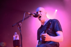 Devin Townsend performs at the Danforth Music Hall in Toronto on September 20, 2016 (Photo: Jaime Espinoza/Aesthetic Magazine)