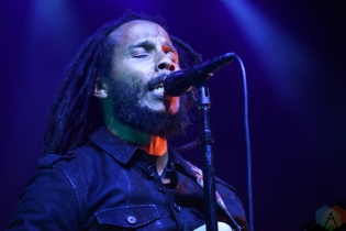Ziggy Marley performs at the Danforth Music Hall in Toronto on September 28, 2016 (Photo: Jaime Espinoza/Aesthetic Magazine)