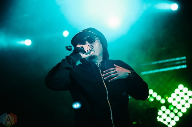 The Beatnuts performing at the Rifflandia Music Festival in Victoria, British Columbia on September 15, 2016. (Photo: Timothy Nguyen/Aesthetic Magazine)