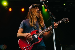 Jesse Roper performing at the Rifflandia Music Festival in Victoria, British Columbia on September 18, 2016. (Photo: Timothy Nguyen/Aesthetic Magazine)