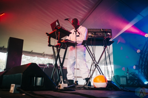 Aux 88 performing at the Rifflandia Music Festival in Victoria, British Columbia on September 18, 2016. (Photo: Timothy Nguyen/Aesthetic Magazine)