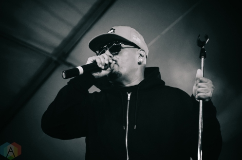 The Beatnuts performing at the Rifflandia Music Festival in Victoria, British Columbia on September 17, 2016. (Photo: Timothy Nguyen/Aesthetic Magazine)