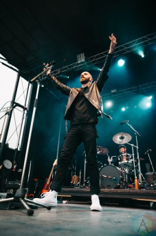X Ambassadors performing at the Rifflandia Music Festival in Victoria, British Columbia on September 16, 2016. (Photo: Timothy Nguyen/Aesthetic Magazine)
